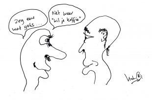 niet weer koffie